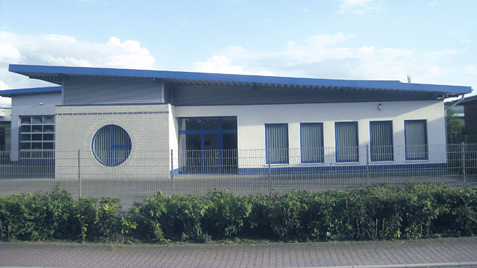 Firmengebäude Platenius-Feder